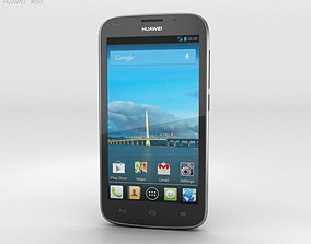 3D model Huawei Ascend Y600 Black