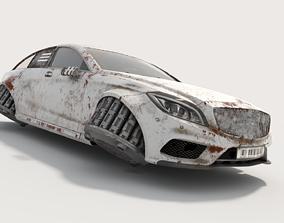 HoverCar 3D model