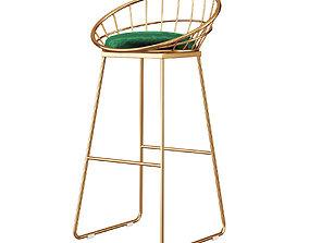 Bar Stool 098 furniture 3D