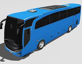 3D New Bus