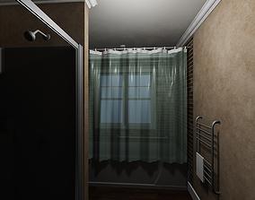 HD Residential Modular House 3D model