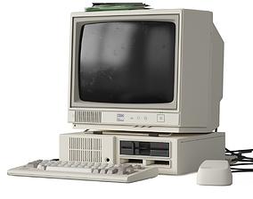3D model IBM PCjr