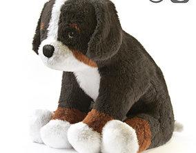 3D HOPPIG Soft toy dog