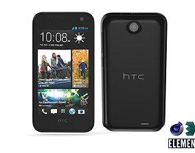 HTC Desire 310 - Element 3D