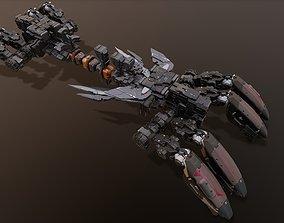 scifi-model535 3D