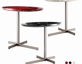 3D Joy Jut out side table by Minotti
