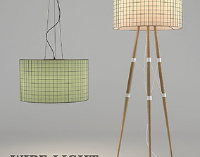 Wire Light David Abad B Lux 3D