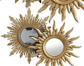 Eichholtz mirror collection 3D