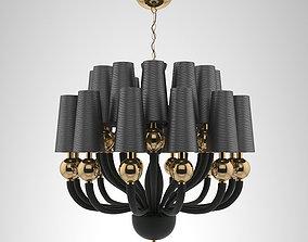 lamp Mademoiselle 3D