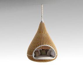 Nestrest Hanging Lounger lounger 3D