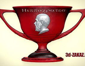 Cup Hippocrates 3D print model