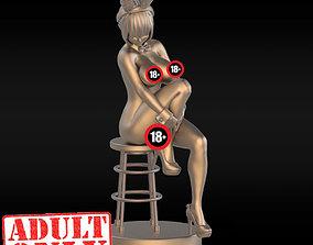 art 3D print model Girl Anime22