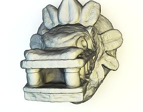 3D printable model Mayan Sculpture