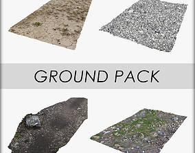 Ground Pack 3D model