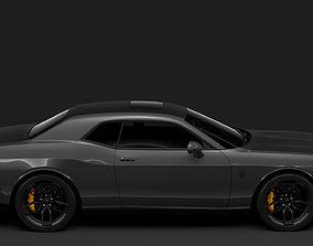 3D Dodge Challenger SRT Hellcat 2019