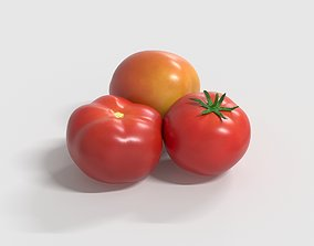 fruit Tomatoes 3D model