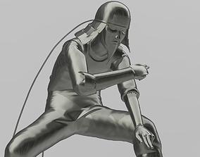 3D print model Hiruzen Sarutobi The Third Hokage from