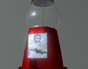 3D asset Superfuntimes Gumball Machine