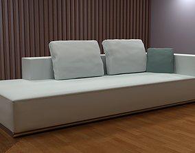 3D model Sofa bb Italy
