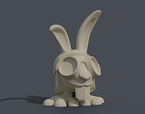 3D printable model Mad Rabbit