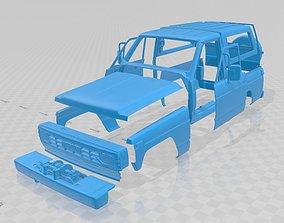 body Nissan Safari 1985 Printable Body Car