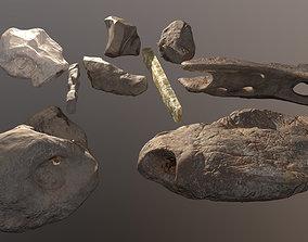 Stones Kitbahsing 3D model