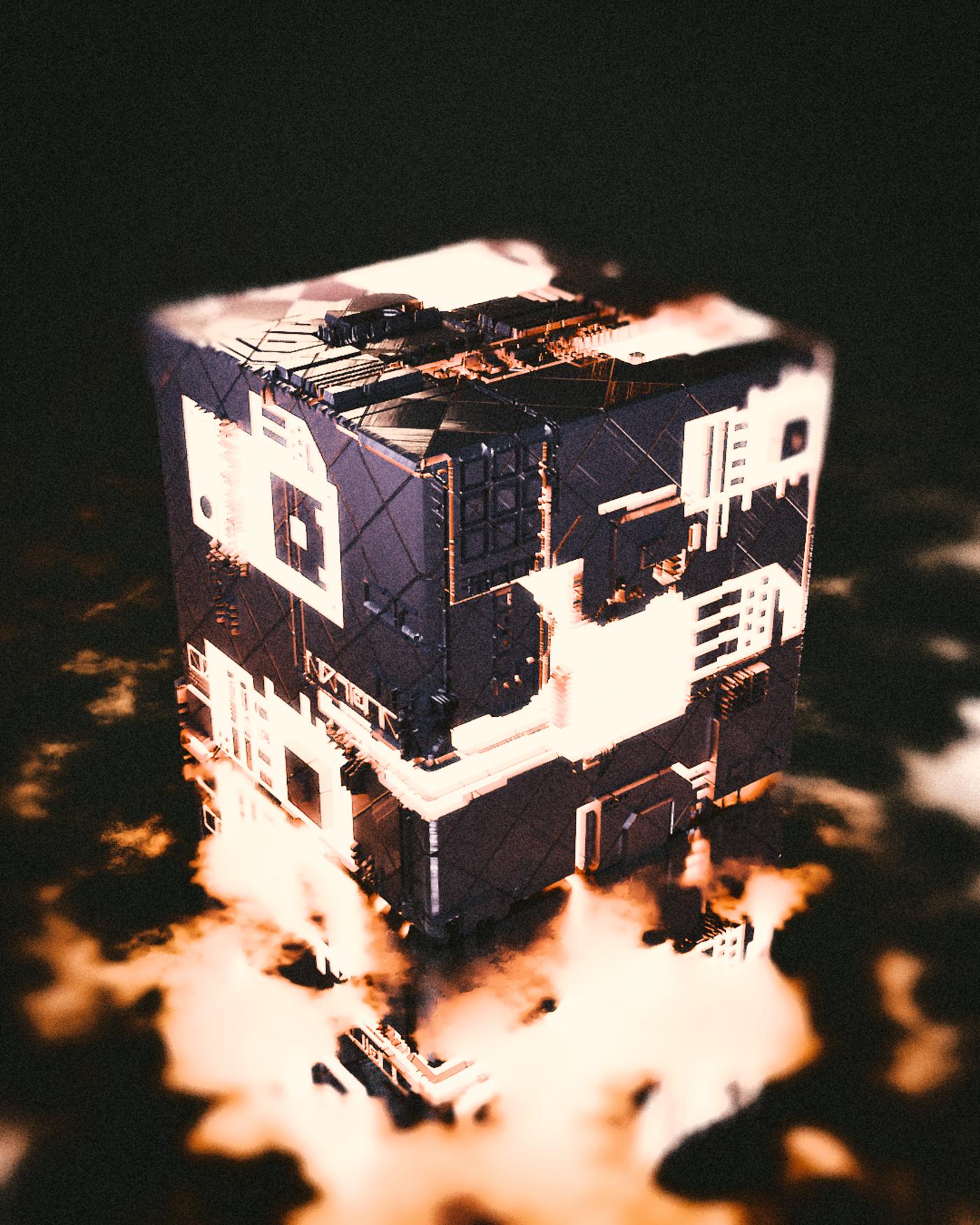 Default Cube