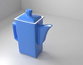 3D Ceramic Jug