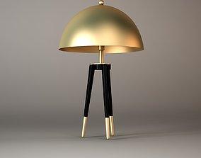 TABLE LAMP COYOTE Eichholtz 3D