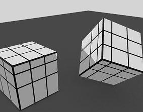 3D mirror cube 3x3