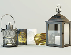 3D Lanterns by Jysk