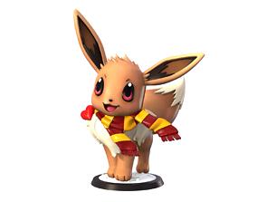 Pokemon - Eevee 3D printable model
