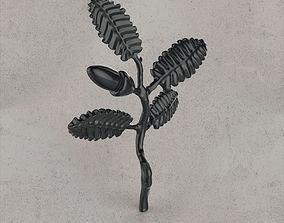 oak - tree 3D print model
