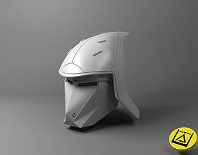 Helmet Seventh Sister Star Wars 3D print model