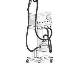 3D Medical Ventilator