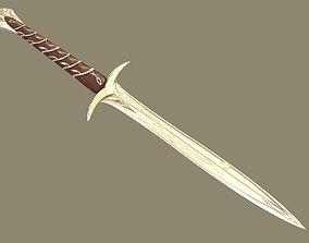Sting dagger 3D