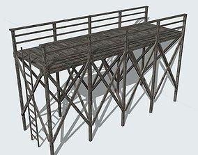 3D model Dock 04