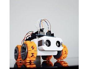 3D printable model SMARS modular robot