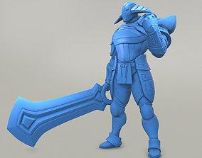 Sven 3D print model