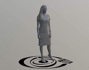 Human 039 LP R 3D asset