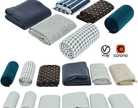 Blanket collection 05 3D