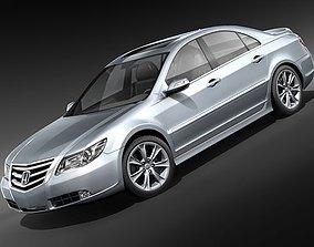 3D model Honda Legend