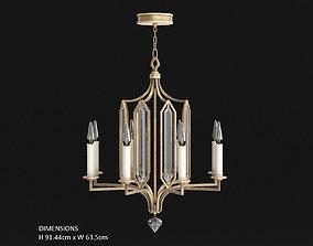 3D Fine Art Lamps Westminster 885040