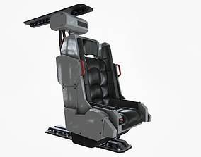3D model Spaceship Chair