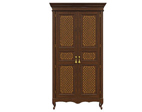classic cabinet 03 04 3D