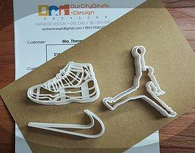 3D print model Basketball set
