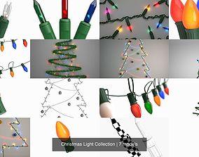 3D String lights   CGTrader
