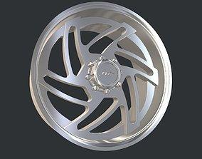 JTX Forged Turbo Wheel printable