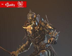 3D asset Ork Destroyer