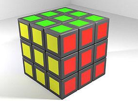 Toys - Rubiks Cube 3D